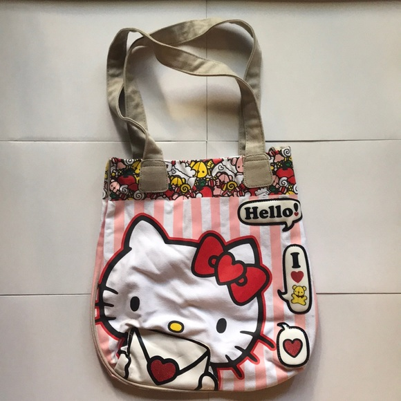 cc224cd14de Sanrio Bags   Hello Kitty Tote Bag   Poshmark